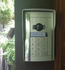 Video Intercom Entry Panels